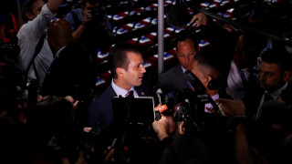 Νέες αποκαλύψεις για τον γιο του Ντόναλντ Τραμπ - Η παρουσία Ρώσου κατασκόπου