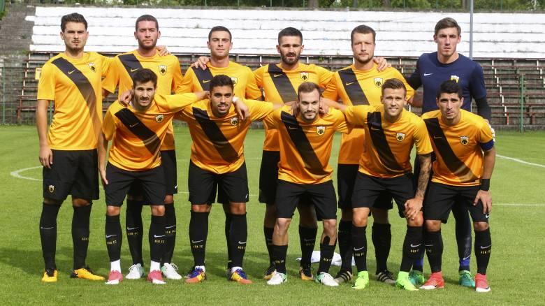 Καλή επιθετικά η ΑΕΚ, μια ακόμη νίκη στα φιλικά με 3-1 επί της Οστράβα