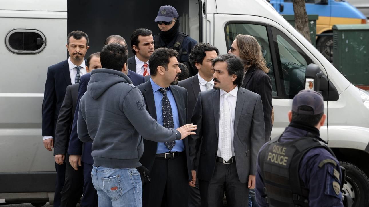 Αποτέλεσμα εικόνας για τουρκοι πραξικοπηματιες στην ελλαδα