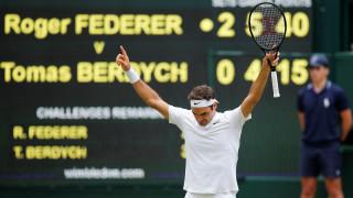 Wimbledon 2017: Ιστορικός τελικός Φέντερερ-Τσίλιτς (vid)