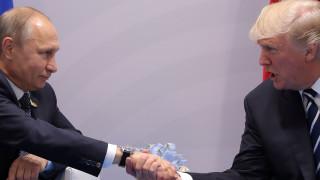 Ο Πούτιν θέλει να συνεχιστεί ένας «ανοικτός και ειλικρινής διάλογος» με τον Τραμπ
