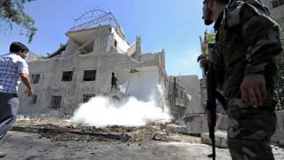Συρία: Επτά άμαχοι σκοτώθηκαν σε αεροπορικές επιδρομές του καθεστώτος