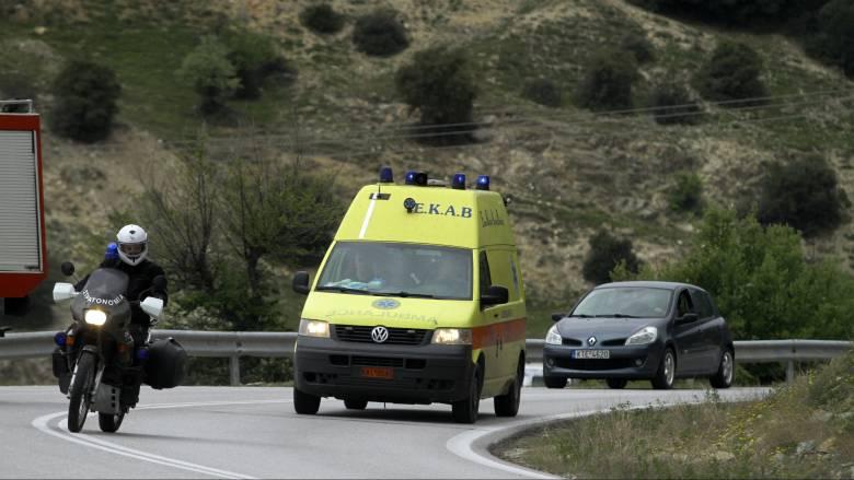 Κυπαρισσία: Δύο νεκροί σε σύγκρουση αυτοκινήτου με τρακτέρ