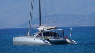 Παράνομη ναύλωση ιδιωτικού σκάφους ξένης σημαίας στην Ιθάκη