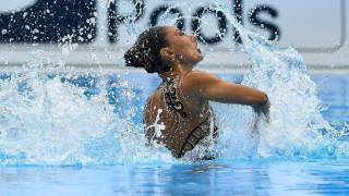 Παγκόσμιο πρωτάθλημα FINA: 7η η Πλατανιώτη στον τελικό της συγχρονισμένης