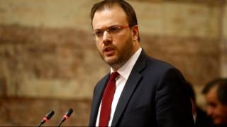 Θεοχαρόπουλος: Στον ΣΥΡΙΖΑ βρίσκονται σε ένα παράλληλο σύμπαν...
