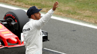 F1: «Βασιλιάς» στην εκκίνηση στο «σπίτι του» ο Λιούις Χάμιλτον (vid)