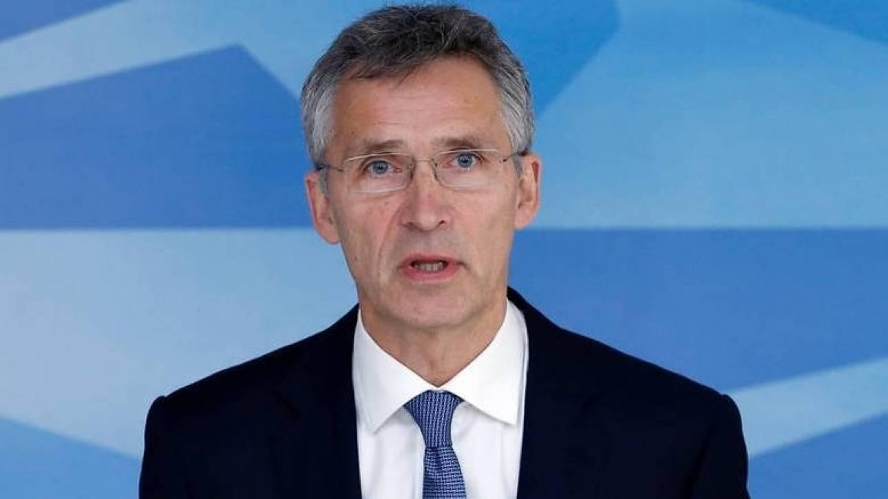 Στόλτενμπεργκ: Απαράδεκτη κάθε επίθεση κατά της Δημοκρατίας στα κράτη μέλη του ΝΑΤΟ