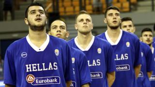 Eurobasket U20: Ξεκίνημα με εύκολη νίκη επί της Τσεχίας η εθνική ομάδα