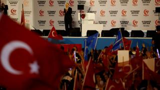 Ερντογάν: «Θα ξεριζώσουμε το κεφάλι των προδοτών»