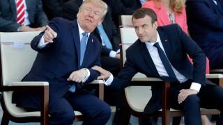 Μακρόν: Ο Τραμπ ίσως αλλάξει την απόφασή του για το κλίμα