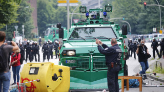 Γερμανία: Αυξάνεται ο αριθμός των «αριστερών εξτρεμιστών»