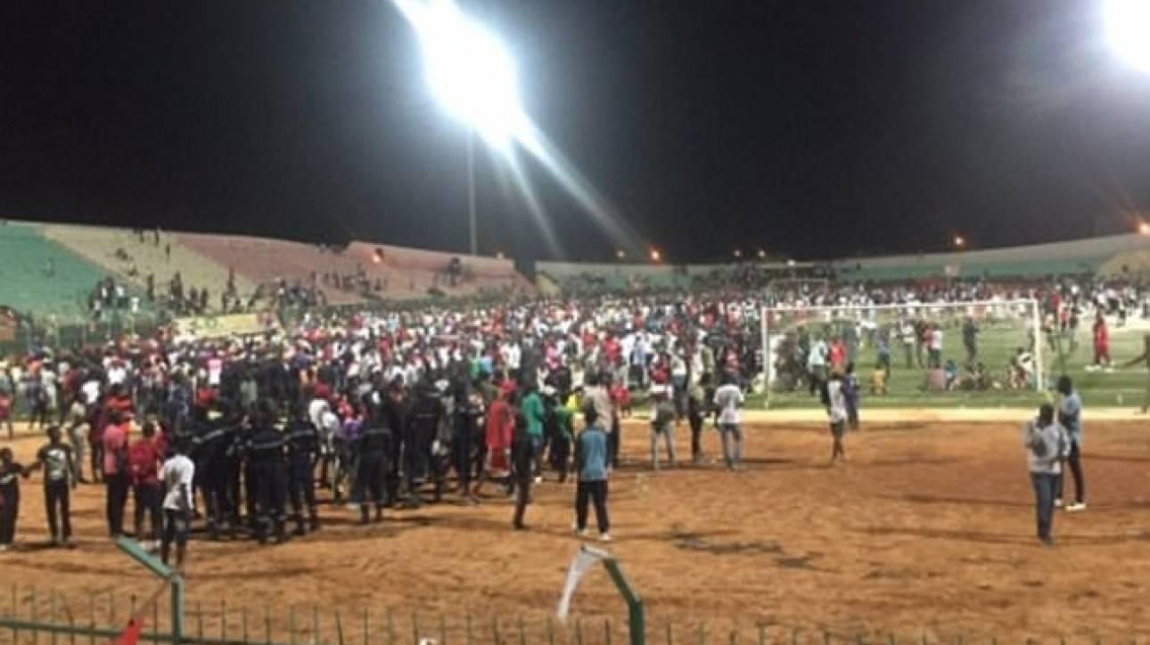 Σενεγάλη: Οκτώ νεκροί από ποδοπάτημα σε γήπεδο ποδοσφαίρου