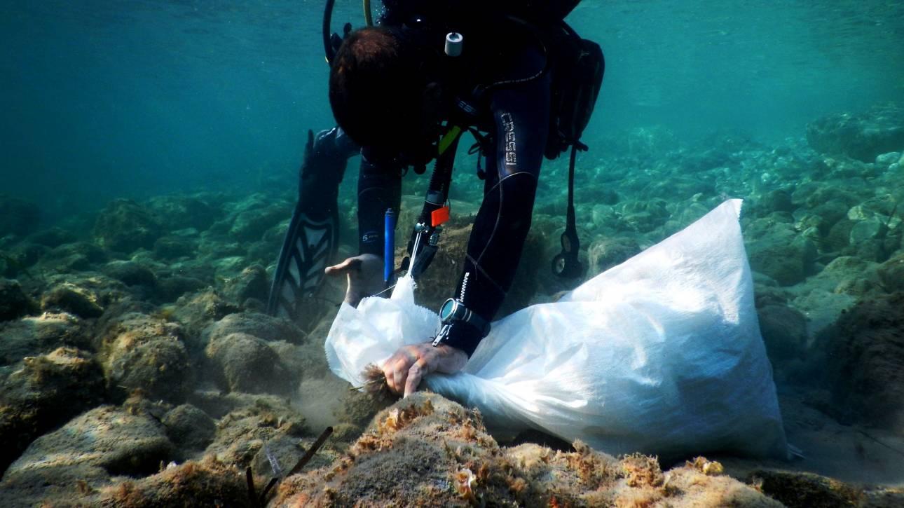 Ο βυθός της Μεσογείου μετατρέπεται σε μία απέραντη χωματερή