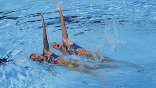 Παγκόσμιο πρωταθλημα FINA: 9ο το ντουέτο Πλατανιώτη-Παπάζογλου στη συγχρονισμένη