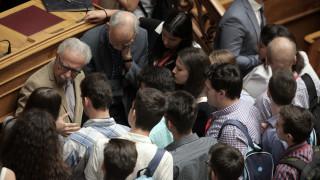 Γαβρόγλου: Με εθνικό απολυτήριο η εισαγωγή στα πανεπιστήμια