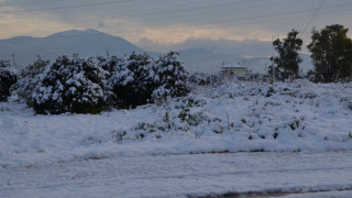 Καλοκαιρινή... χιονοθύελλα στον Όλυμπο - Αγωνία για τον αγνοούμενο ορειβάτη