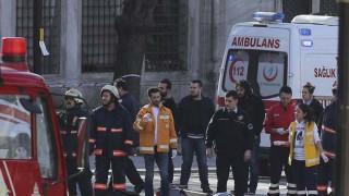 Τουρκία: Έκρηξη στρατιωτικού οχήματος με πολλούς τραυματίες