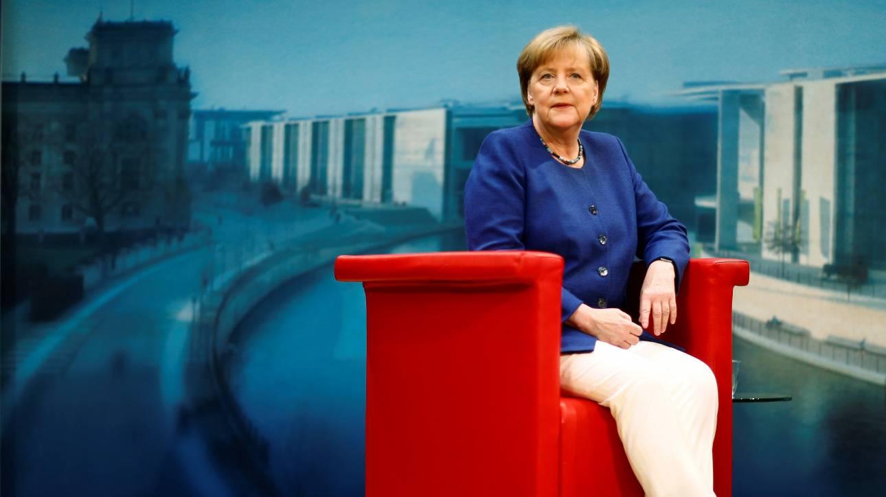 Μέρκελ: Θα εξαντλήσω την τετραετία μου αν επανεκλεγώ