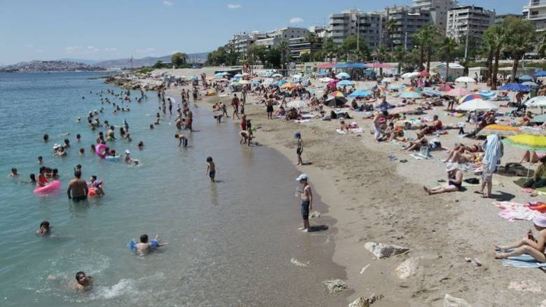 Παραλίες 2017: Ποιες ακτές είναι οι πιο καθαρές στην Αττική