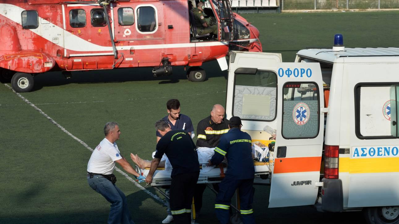 Ο αρχηγός της Πυροσβεστικής αποχαιρετά τον νεκρό ανθυποπυραγό: «Έφυγε σαν ήρωας»
