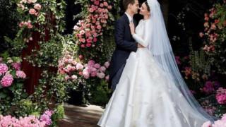 Μιράντα Κερ: Στον γάμο της κυρίας Snapchat με τη Vogue