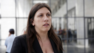 Ζωή Κωνσταντοπούλου: Ντροπή για τη Δικαιοσύνη η μικρόψυχη απόφαση για την Ηριάννα