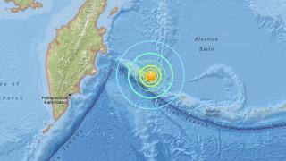 Αλάσκα: Ισχυρός σεισμός 7,8 Ρίχτερ - Φόβοι για τσουνάμι