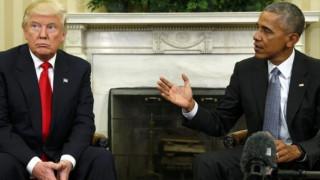 Τραμπ προς Ρεπουμπλικανούς: Πρέπει να καταργηθεί το Obamacare