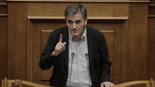 Καταγγελία 39 βουλευτών του ΣΥΡΙΖΑ στον Τσακαλώτο για το ακατάσχετο στις τράπεζες