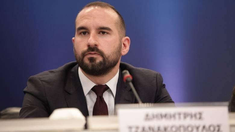 Υπόθεση Ηριάννας: Στο μαύρο βιβλίο της Δικαιοσύνης η απόφαση, λέει ο Τζανακόπουλος