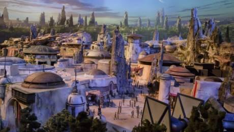 Star Wars: Τo πρώτο theme park της Disney για Τζεντάι ανοικοδομείται