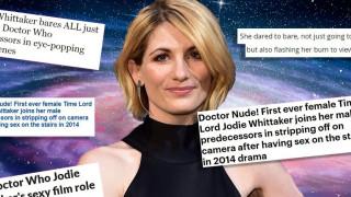 Dοctor Who: To ανθρώπινο είδος αντιδράει για την αλλαγή φύλου ενός alien