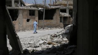Συρία: Τέσσερις νεκροί από επίθεση αυτοκτονίας με παγιδευμένο αυτοκίνητο