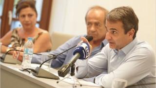 Μείωση στο μισό του τέλους υπέρ της ΕΡΤ προανήγγειλε ο Μητσοτάκης