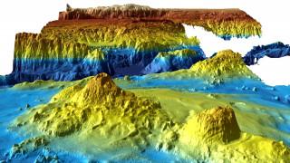 Οι έρευνες για την πτήση MH370 έφεραν στο φως μυστικά: Υποβρύχια βουνά μεγαλύτερα από το Έβερεστ