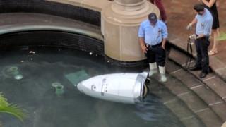 Η περίεργη «αυτοκτονία» ενός ρομπότ (pics)