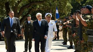 Αυστηρή απάντηση Παυλόπουλου στην Άγκυρα για τις τουρκικές προκλήσεις
