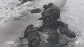 Μακάβριο εύρημα: 75 χρόνια κάτω από τους πάγους των Άλπεων