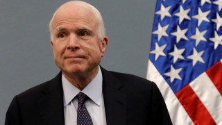 Ο Γερουσιαστής Τζον Μακέιν διαγνώστηκε με όγκο στον εγκέφαλο