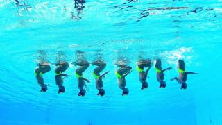 Συναρπαστικά «κλικ» από το 17ο Παγκόσμιο Πρωτάθλημα υγρού στίβου