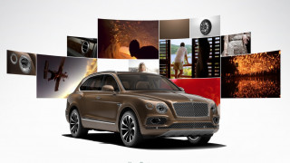 H εφαρμογή Bentley Inspirator διαμορφώνει το αυτοκίνητο με βάση τα συναισθήματα