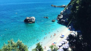 Πήλιο: Ανακαλύψτε την «μαγική» παραλία Μυλοπόταμος στην Τσαγκαράδα