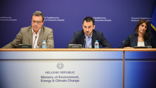 Χαρίτσης - Φάμελλος ανακοίνωσαν κονδύλια ενός δισ. για τη διαχείριση αποβλήτων (pics)