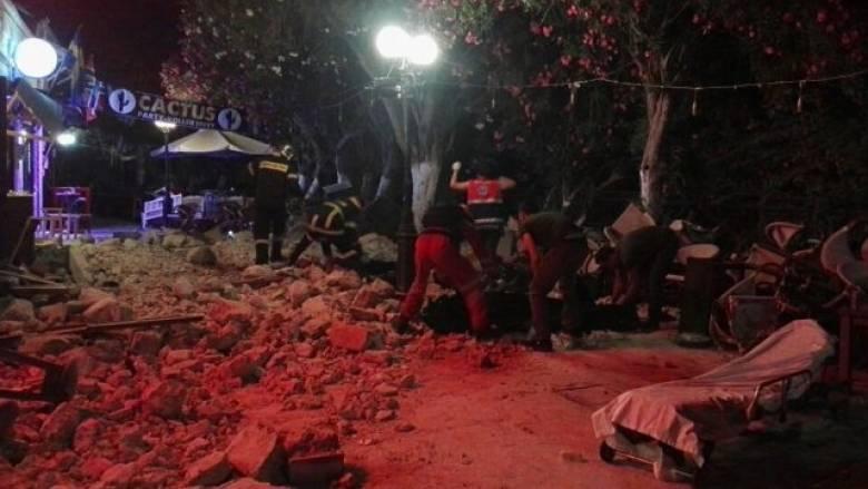 Σεισμός στα Δωδεκάνησα: Βίντεο ντοκουμέντο από τη στιγμή του σεισμού