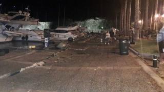 Σεισμός Δωδεκάνησα: Άνοιξε στα δύο το λιμάνι της Κω (pics)