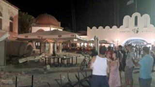Σεισμός Κως: Δύο Έλληνες ανάμεσα στους σοβαρά τραυματίες