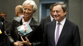 «Αδειάζει» η ΕΚΤ τη Λαγκάρντ για τις ελληνικές τράπεζες