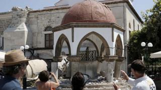 Συγκλονιστικά βίντεο από τη στιγμή του σεισμού στην Κω