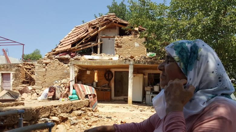 Περισσότεροι από 350 οι τραυματίες στην Αλικαρνασσό από τον ισχυρό σεισμό